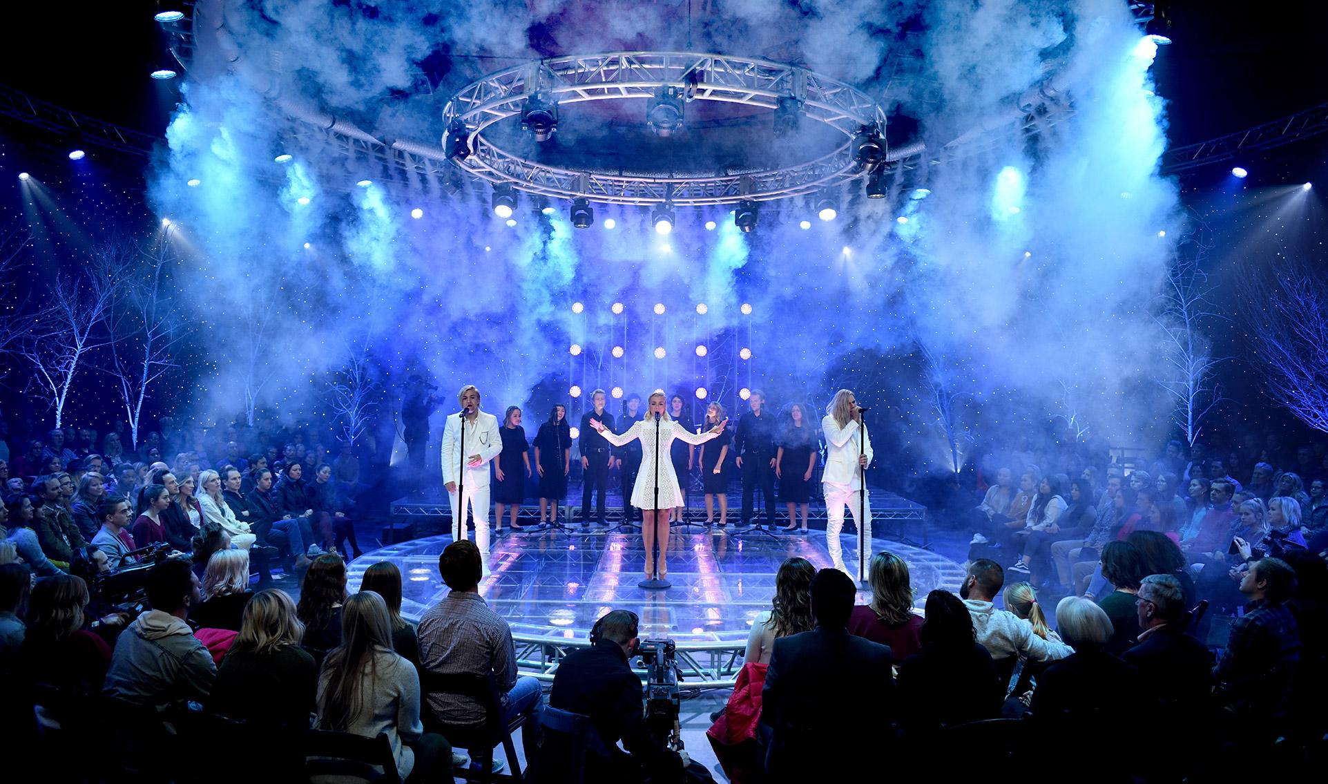Christmas Under The Stars 2019 Television Programming, Development, Production   Kaleidoscope